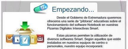Píldoras TIC formativas sobre la Pizarra Digital | Usos educativos de la PDI | Scoop.it