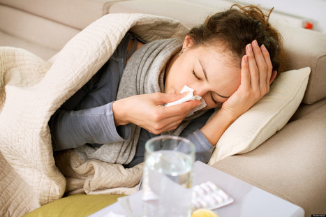 Flu Is Trouble With a Capital T—If they must work, let them telework so they don't make others sick | All About HR | Scoop.it