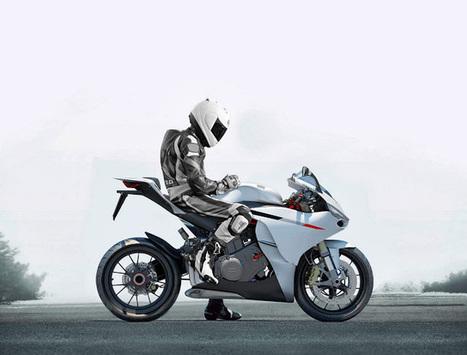 Audi Motorrad 10R Supersport - Grease n Gasoline | Motorcycle World | Scoop.it