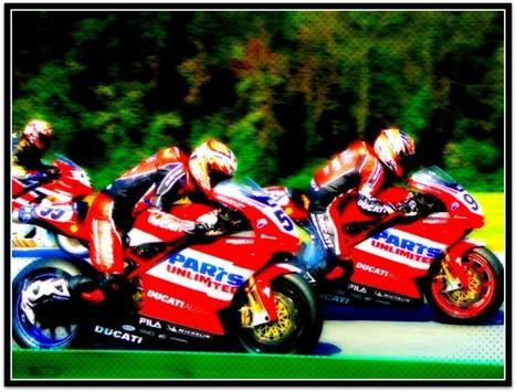 When Ducati SBK came to AMA: VIR Superbike 2004 | Vicki's View Blog on Ducati.net | Ductalk Ducati News | Scoop.it