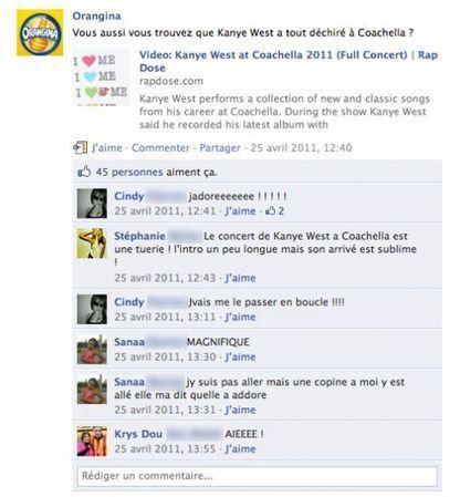 Orangina trompe ses fans sur Facebook | Coups de pub | Social brands | Scoop.it