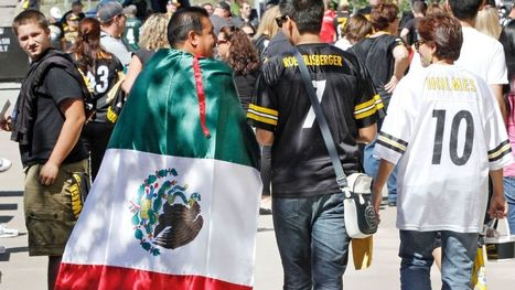 American football has taken root in Mexico at all levels | Geography Education | Scoop.it
