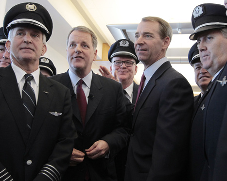 American Airlines Pilots Say Labor Relations Are Now 'Toxic' | Corporate Business Travel | Scoop.it