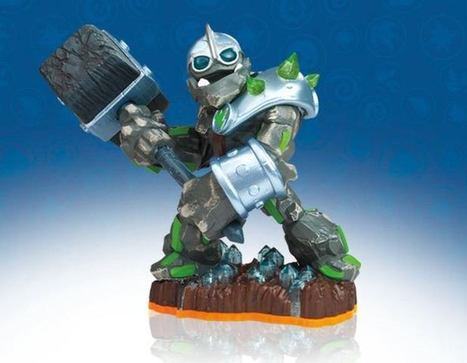 Robot maker brings Skylanders toys to life (try not to hate him) | Explainers | Scoop.it