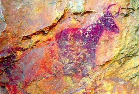 Localizado un yacimiento con arte rupestre de 7.000 años de antigüedad | Arte, Literatura, Música, Cine, Historia... | Scoop.it
