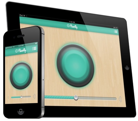 Fluently Launches to Provide Those Trying to Find their Voice with Speech Therapy On the Go | Educational IPad Info | Scoop.it