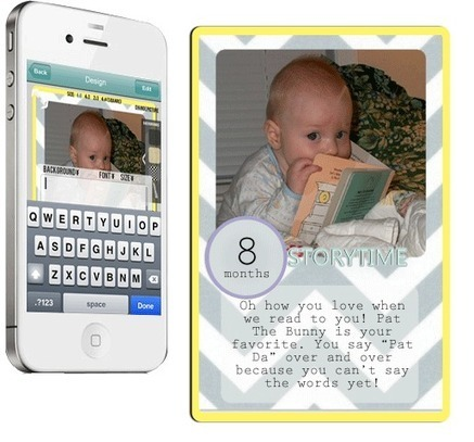 Instakeeper App Cool App for Scapbookers and Crafties [Marty Friend] | Startup Revolution | Scoop.it