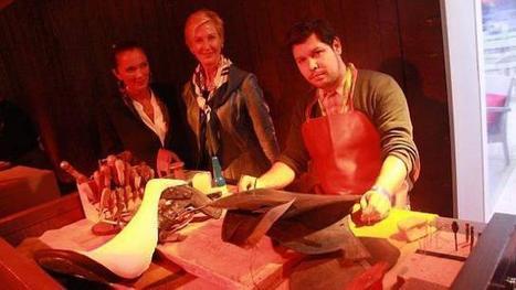Ricardo, artisan sellier chez Hermès | Métiers, emplois et formations dans la filière cuir | Scoop.it