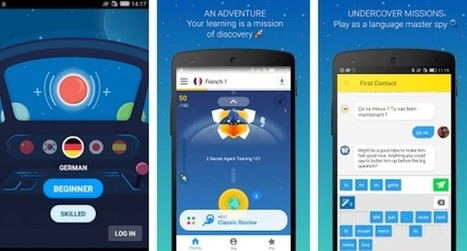 7 Best Android Apps To Learn English | Android Names | games for language learning | Scoop.it