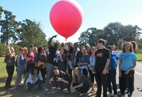 Ecohackers: These kids track pollution with balloons and kites - The Hechinger Report | STEM Education models and innovations with Gaming | Scoop.it