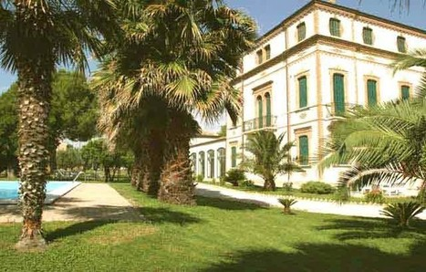 Villa Montanari Rosati Porto San Giorgio: VIP hospitality in Le Marche | Le Marche Properties and Accommodation | Scoop.it