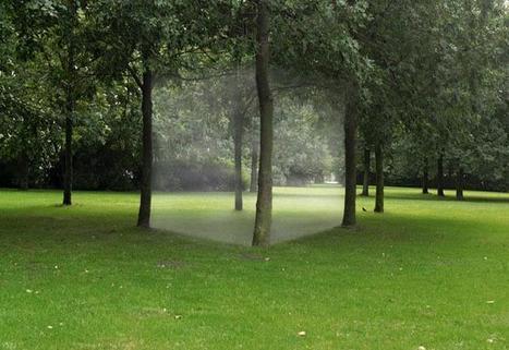 'Kubus Mist' by Elspeth Diedrix | Art Installations, Sculpture, Contemporary Art | Scoop.it
