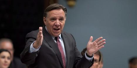 Couillard est mal à l'aise avec les questions identitaires, dit Legault - Le Huffington Post Quebec | Politique #Qc2015 | Scoop.it