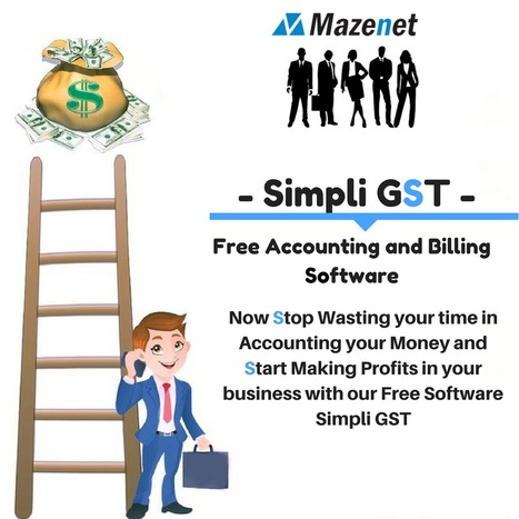 Simpli GST - Accounting and Billing Software fo