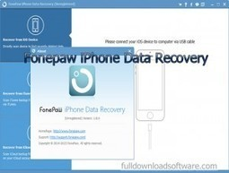Fonepaw iphone data recovery activation code