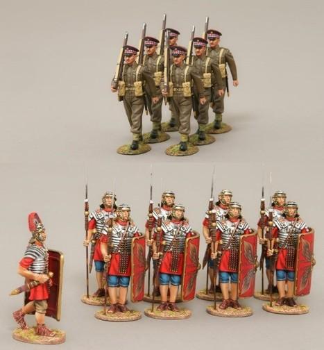 Gunn minatures Jan releases. | Military Miniatures H.Q. | Scoop.it