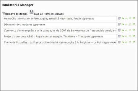 Quelques extensions pour améliorer vos favoris Firefox | François MAGNAN  Formateur Consultant | Scoop.it