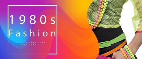 NEON HOOP HOOPED EARRINGS 1980S 80S FANCY DRESS COSTUME ACCESSORY