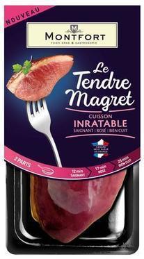 Montfort promet un magret inratable / LES PRODUITS - LINEAIRES, le magazine de la distribution alimentaire   The fisheye of gourmet food & wine!   Scoop.it