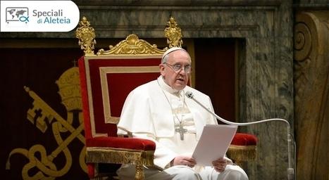 Le pape François fustige la « dictature de l'économie» et la « tyrannie des marchés » - Aleteia | Histoire8 | Scoop.it