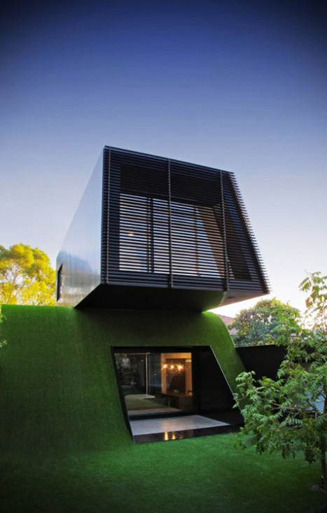 Green Family Home | Affinities | Scoop.it