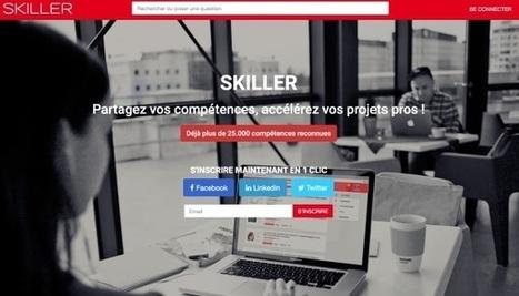 Cinq réseaux sociaux à destination des professionnels | Toulouse networks | Scoop.it