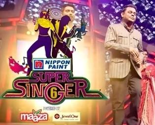 Super Singer 6 15-04-2018 Episode 26 Vijay TV &