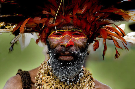 Papua New Guinea Chimbu tribe | Flickr - Photo Sharing! | Epic pics | Scoop.it