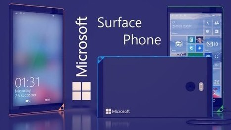 Microsoft Surface Phone 2017: Ultimate Smartphone Boasts Revolutionary Integration Of AI And Cloud Computing  [VIDEO] | Future of Cloud Computing, IoT and Software Market | Scoop.it