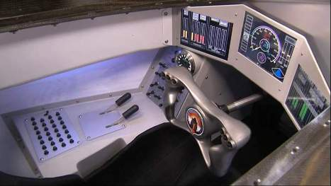 Engineers Speed Towards 1,000mph Supercar | Technology in Business Today | Scoop.it