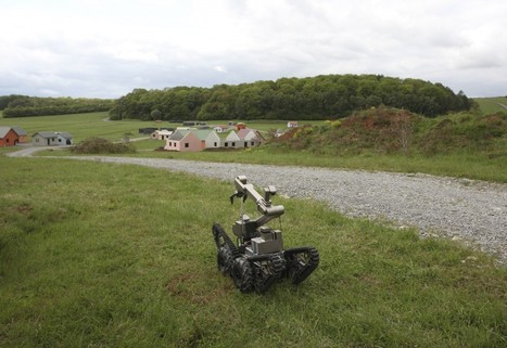 As Military Robots Increase, So Does the Complexity of Their Relationship With ... - Newsweek | Robotics | Scoop.it