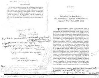 Taking notes on secondary sources | academiPad | Scoop.it