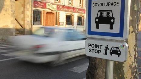 Pays de Redon : Les pouvoirs publics se mettent au stop - maville.com | Villes en transition | Scoop.it