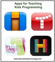 Educational Technology and Mobile Learning: 5 Good iPad Apps to Teach Kids Programming | 21st c Teaching and learning with technology | Scoop.it
