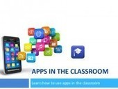 Apps in the classroom - FREE course on Udemy   iwb's   Scoop.it