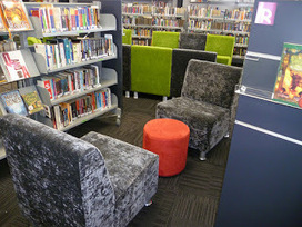 School Library.  A journey into Librarianship: How would you design your new Library space? | What Is A Day At College Like | Scoop.it