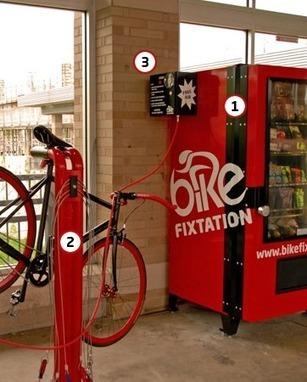 Bike Repair Station: arrivano le stazioni self-service dove riparare gratis la bicicletta | Naturale | Scoop.it
