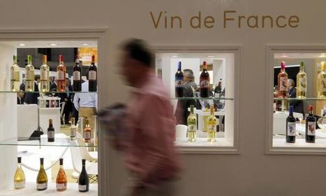 La Chine pèse sur les exportations de vins et spiritueux français | Autour du vin | Scoop.it