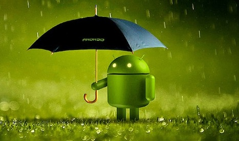 Androids Under Attack: 1 Million Google Accounts Hijacked | Writing about Life in the digital age | Scoop.it