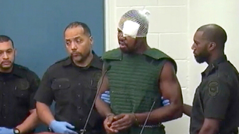 VIDEO: Murder suspect Markeith Loyd goes on profanity-laced rant during first court appearance | MORONS MAKING THE NEWS | Scoop.it