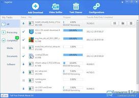 EagleGet : un nouveau gestionnaire de téléchargement à découvrir | News du Net... | Scoop.it