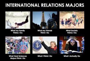 International Relations Majors | What I really do | Scoop.it