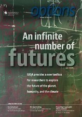 An infinite number of futures - Options Magazine - IIASA | Estudios de futuro | Scoop.it