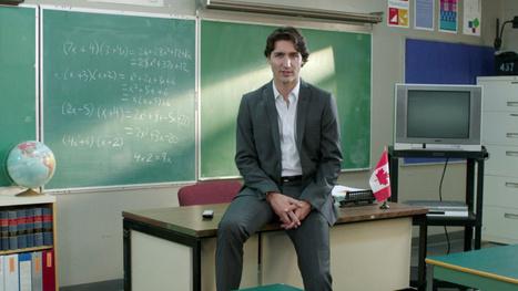 Justin Trudeau TV ads make pitch to end negativity   Toronto Star   PR PROBS   Scoop.it