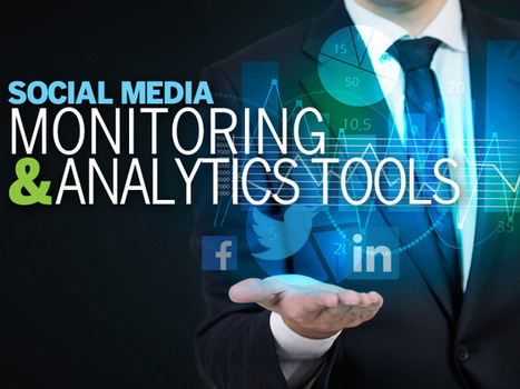 10 Simple-to-Use Social Media Monitoring and Analytics Tools | Progressive Training | Scoop.it
