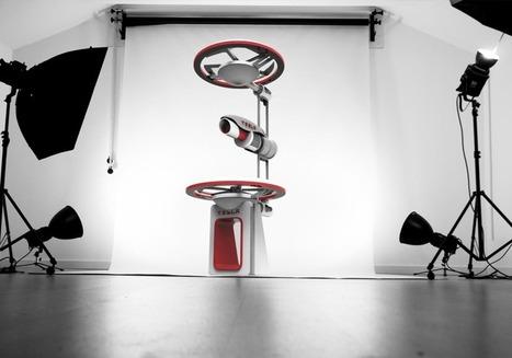 Unique Tesla Drone With 4K Camera, Twin Blades, No Gimbal, & 60 Minute Flight Time | Cinescopophilia | Cinescopophilia | Scoop.it