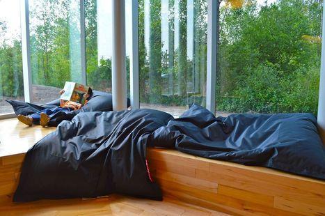 La Bibliothèque du Boisé à Montréal, comme en Scandinavie - 1ère partie | Bibliomancienne remix | CDI Improving quality | Scoop.it