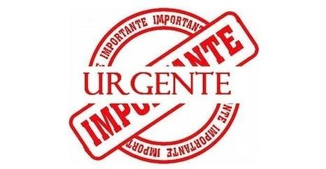 Importante vs. Urgente | Gestión empresarial | Scoop.it