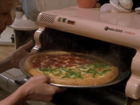 NASA Funding Creation of 3D Food Printer; Pizza Will Be First Food Item Made   Radio Show Contents   Scoop.it
