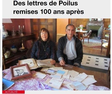 Article du jour (263) : Lettres de poilus   Charentonneau   Scoop.it